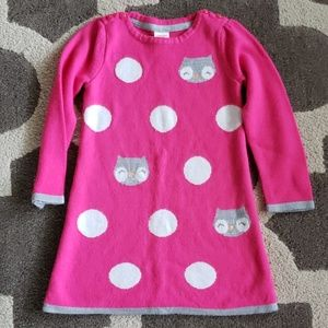 Gymboree size 3T sweater dress